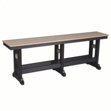 """66"""" Dining Bench (Counter Height)"""