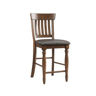 Kingston Slat Back Counter Stool