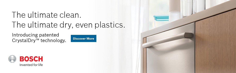 Bosch Crystal Dishwashers 2019