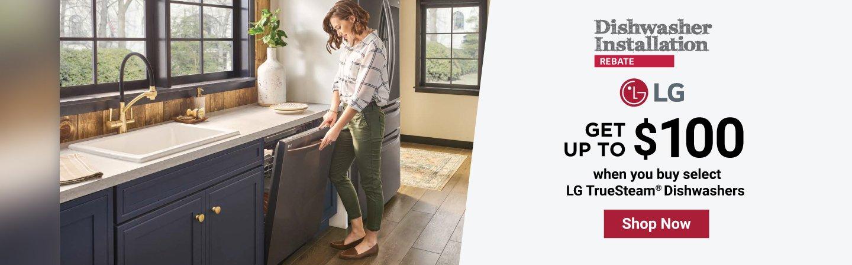 LG Dishwasher Installation Feb 2020