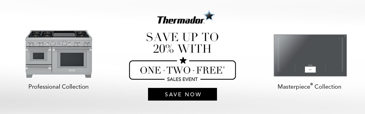 Thermador One-Two-Free Jan 2020