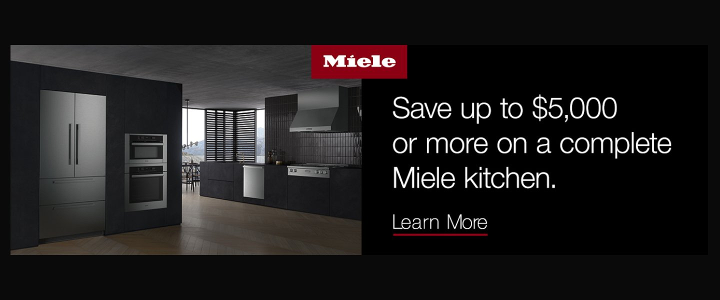Miele Kitchen Package Jan 2019