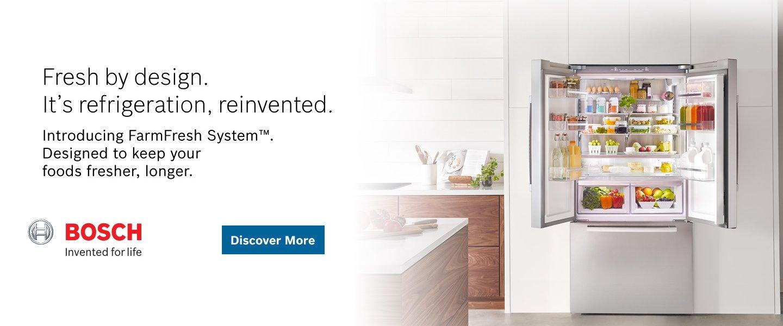 Bosch Refrigerator Launch Sept 2019